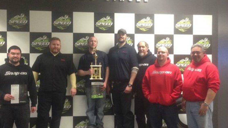 Awarding | Group & Private Party at Speed Raceway's go karting