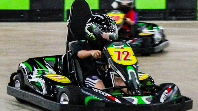 Go Kart Racing Pa >> The Largest Electric Go Kart Track Located In Horsham Pa
