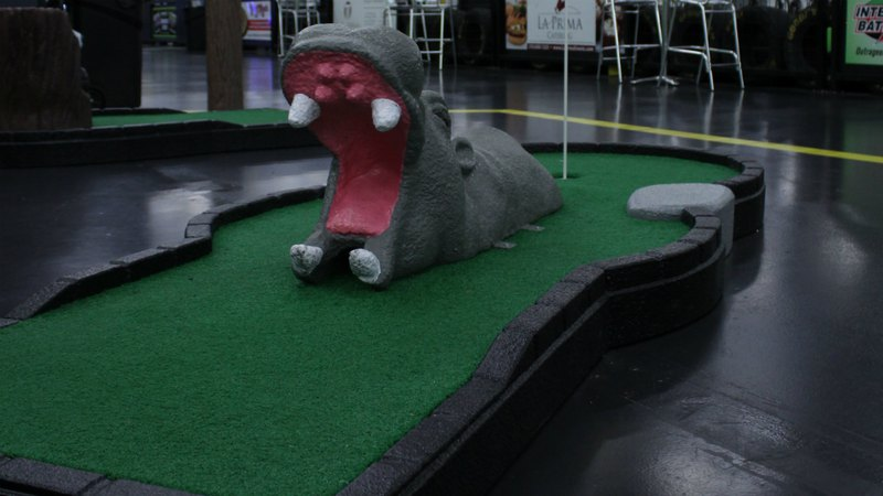 Hippo | Horsham Indoor mini golf