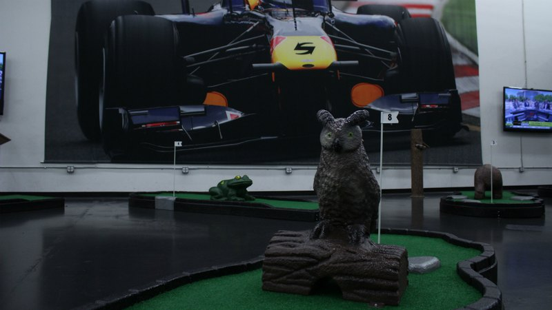 Owl | Horsham Indoor mini golf