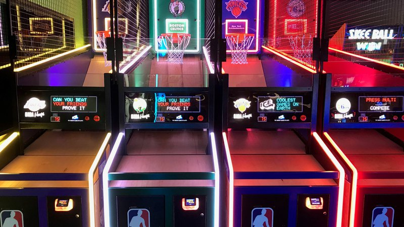 Arcade Driving School >> Looking for an arcade near me in Philadelphia? Check out ...