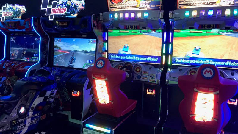 Go Kart Racing Pa >> Looking for an arcade near me in Philadelphia? Check out ...