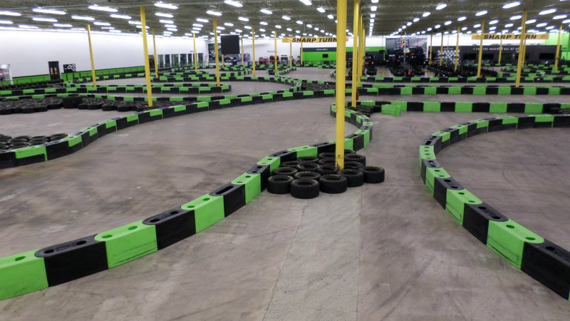 Go-kart track | Corporate Events at go-kart centre Speed Raceway