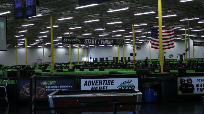 Indoor Go-kart track | Corporate Events at go-kart centre Speed Raceway
