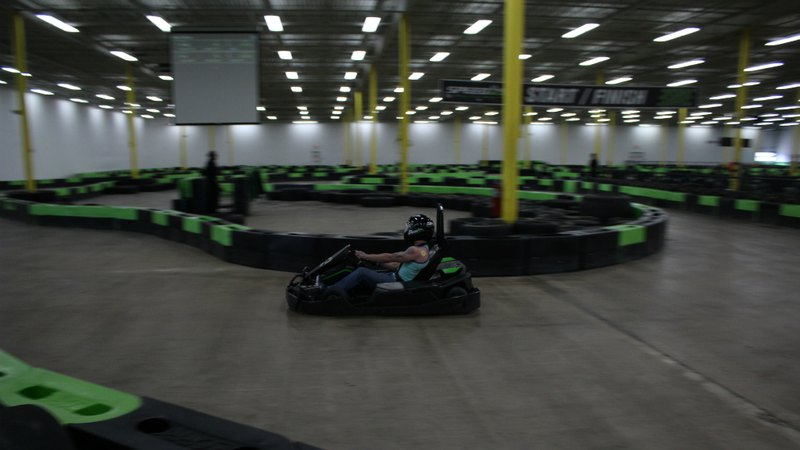 Go-kart racer | Corporate Events at go-kart centre Speed Raceway
