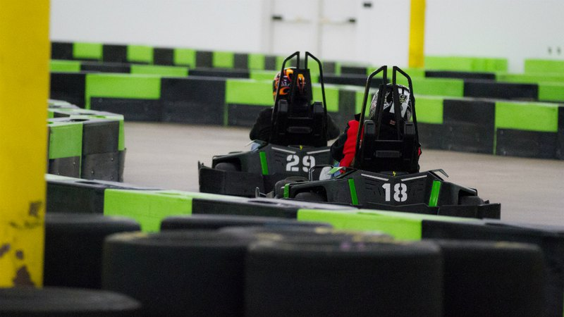Some reasons why you should visit indoor go kart racing in